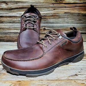 Olukai Makoa Leather Waterproof Hiking Boots